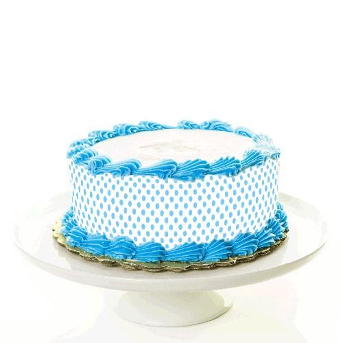 Torte_Tortenband_Puenktchen-blau_dots-blue