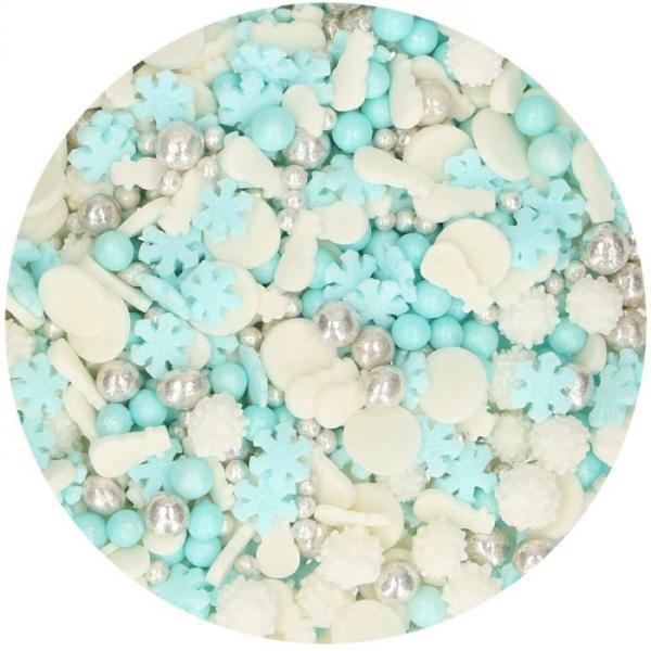 Zuckerstreuselmischung - Frozen - 60g