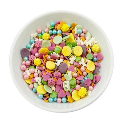 Zuckerstreuselmischung Mix - Einhorn - 60g