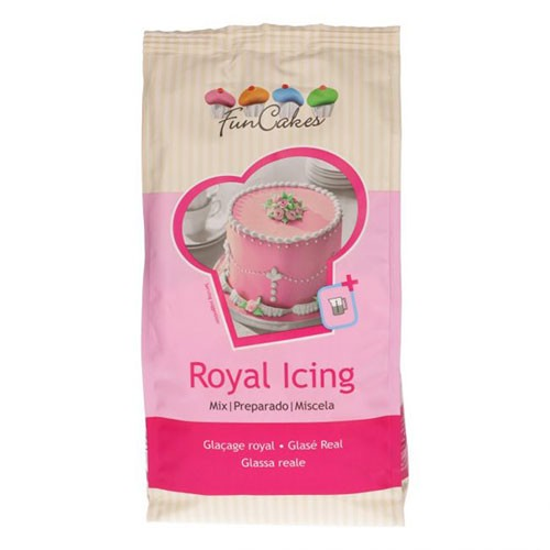 FunCakes - Mix for Royal Icing - 900g