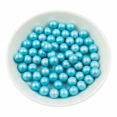 Schokoperlen - Chocoballs  - Pearl Babyblau