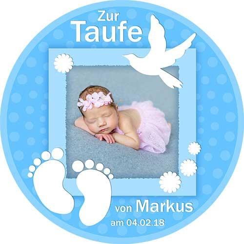 Tortenbild-Tortenaufleger-Taufe-8-Rund-Blau.jpg