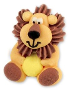 Zucker Tierfigur - Löwe