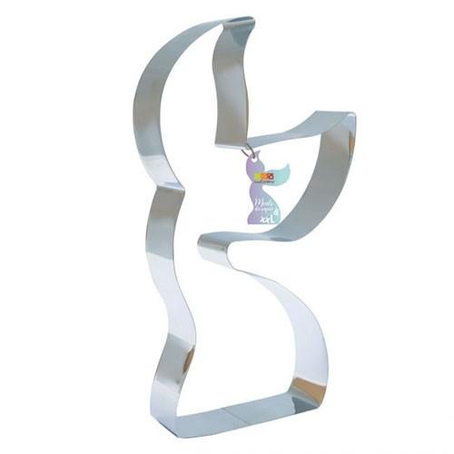 XXL-Ausstecher / Backform - Meerjungfrau