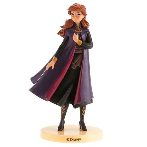 Tortenfigur-Anna-Eiskoenigin-Frozen-2-Disney