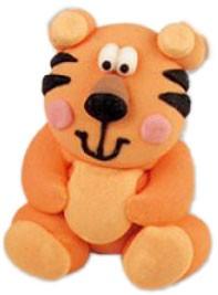 Zucker Tierfigur - Tiger