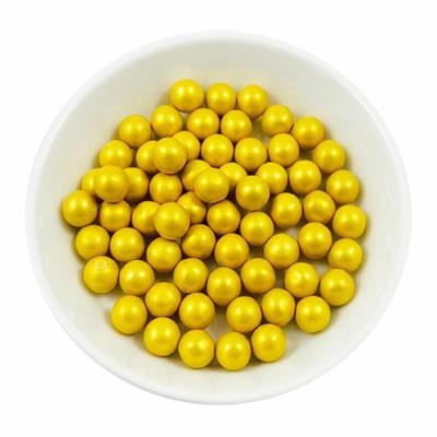 Schokoperlen - Chocoballs - Pearl Gold