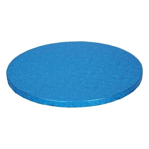 funcakes_cakedrum_tortenplatte_rund_blau_30,5cm_tortenbilddruckere