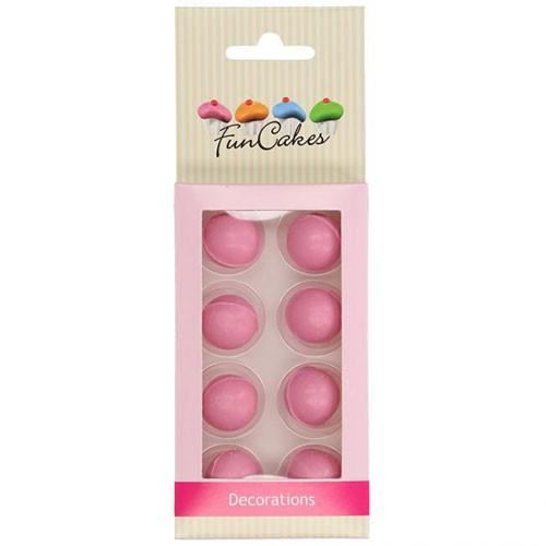 FunCakes-Schokokugeln-Pink