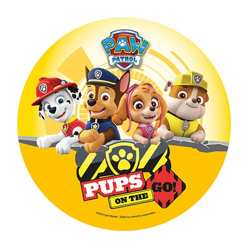 Oblatenaufleger-Paw-Patrol-Pups-on-the-go